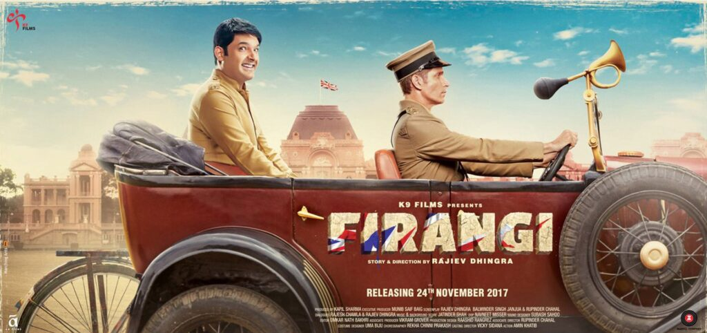 Firangi's first trailer out: Now we know why Kapil sharma is kicking the British.